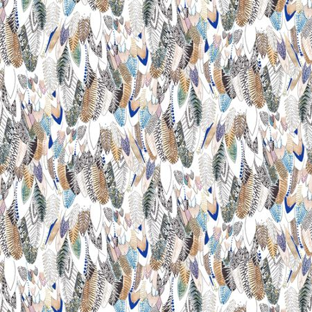 Graham & Brown Feathers wallpaper