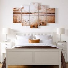 Graham & Brown Sunrise beach canvas wallart