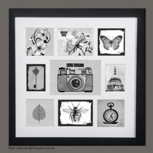 Black treasured trinkets collection small photo f