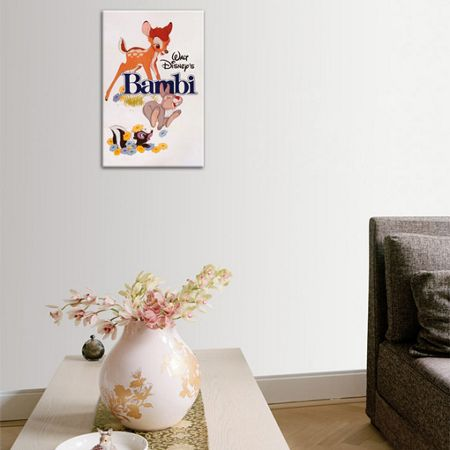 Graham & Brown Disney Bambi 1982 Canvas