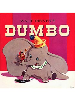 Disney Dumbo Stripe Canvas