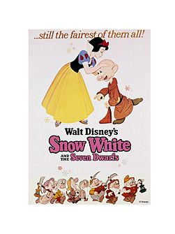 Disney Snow White Canvas