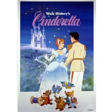 Disney Cinderella Canvas