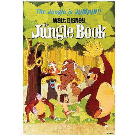 Graham & Brown Disney Jungle Book Canvas