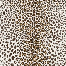 Graham & Brown White/beige leopard wallpaper