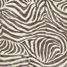 Brown/beige zebra wallpaper