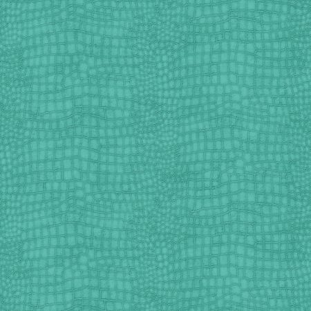Graham & Brown Turquoise crocodile wallpaper