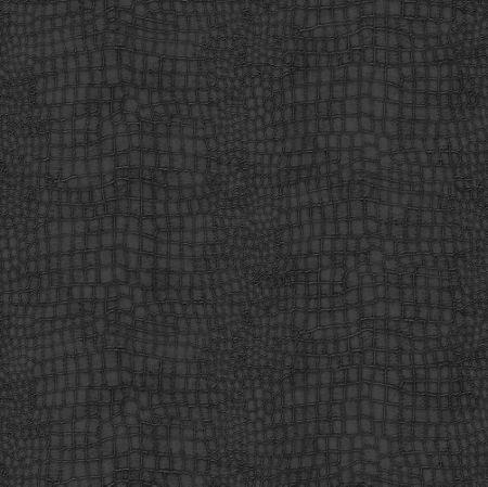 Graham & Brown Black crocodile wallpaper