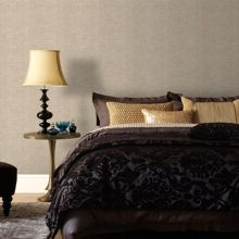 Graham & Brown Taupe crocodile wallpaper