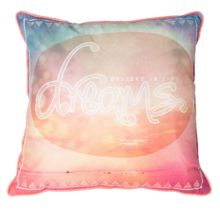 Graham & Brown Pink dream cushion