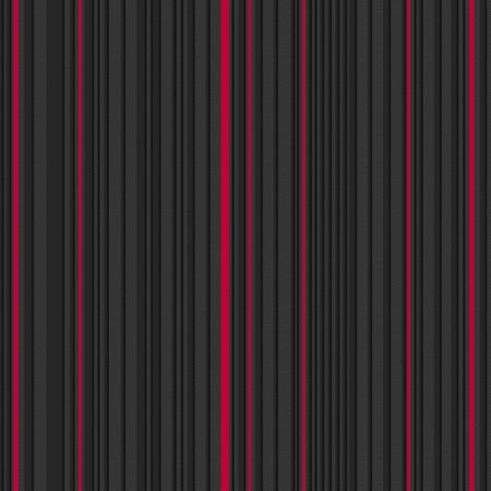 Graham & Brown Black & red maestro stripe  wallpaper