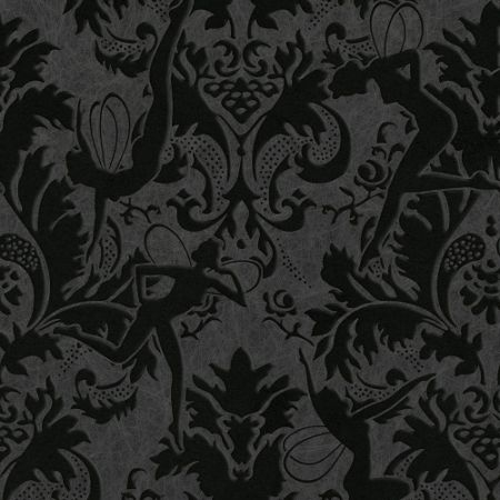 Graham & Brown Black forest muse wallpaper