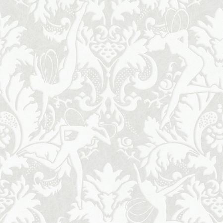 Graham & Brown White forest muse wallpaper