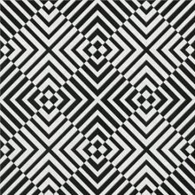 Graham & Brown The Hypnotist Black & White Wallpaper
