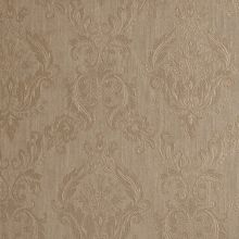 Graham & Brown Golden damask wallpaper