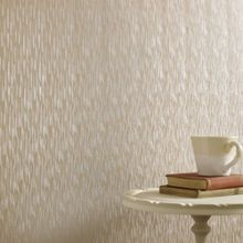 Graham & Brown Golden Silken Stria Wallpaper