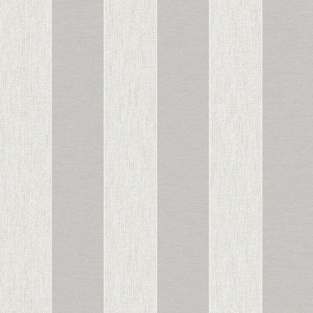 Graham & Brown White/Silver Ariadne Wallpaper