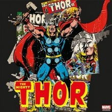 Marvel Mighty Thor Canvas