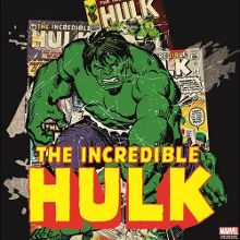 Marvel Incredible Hulk Canvas