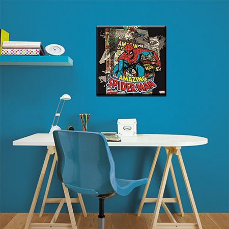 Graham & Brown Marvel Incredible Spider-Man Canvas