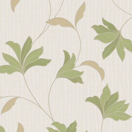 Graham & Brown Gold Alannah Wallpaper