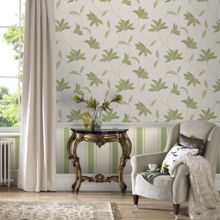 Graham & Brown Gold Orla Wallpaper