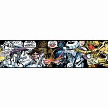 Graham & Brown Star Wars Cartoon Wallpaper Border