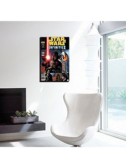Star Wars A New Hope Canvas