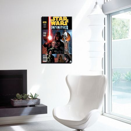 Graham & Brown Star Wars A New Hope Canvas