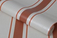 Graham & Brown Orange Orla Wallpaper