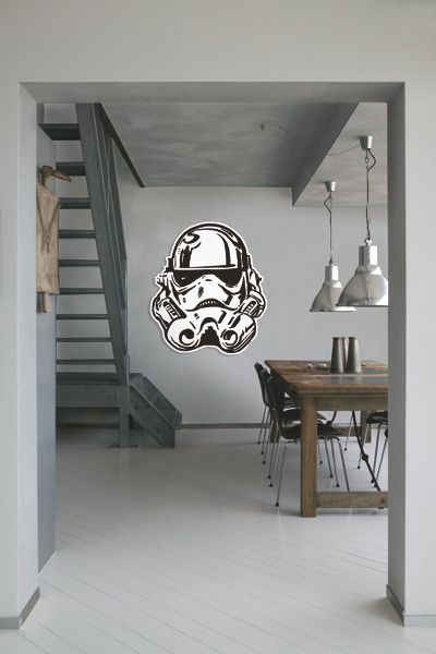 Graham & Brown Star Wars Kids Bedroom Stormtrooper Maxi Sticker