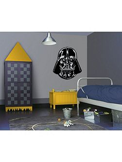 Star Wars Kids Bedroom Darth Vader Maxi Sticker