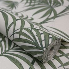 Graham & Brown Green Honolulu Wallpaper