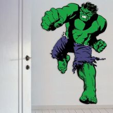 Graham & Brown Marvel Life Size Hulk Wall Sticker