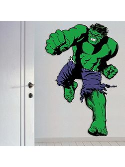 Marvel Life Size Hulk Wall Sticker