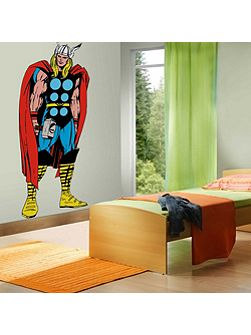 Marvel Life Size Thor Wall Sticker