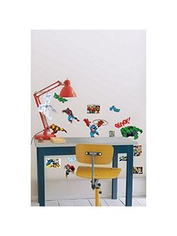 Graham & Brown Marvel Comics Wall Stickers