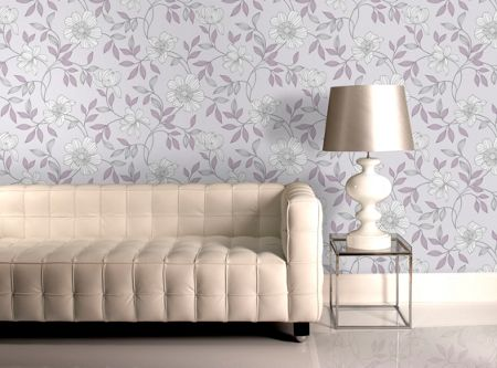 Graham & Brown Heather Camille Wallpaper