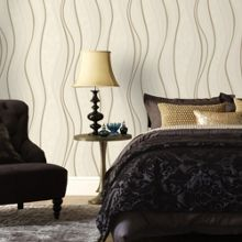 Graham & Brown Gold Elan Wallpaper