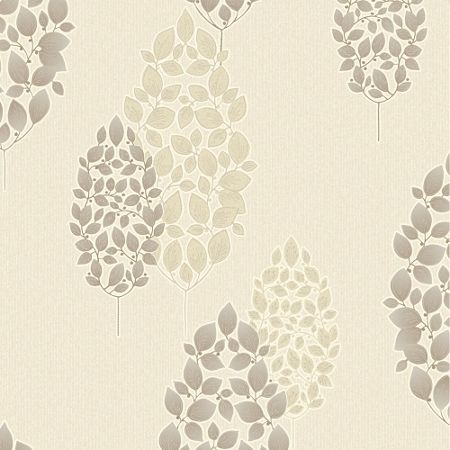 Graham & Brown Natural Lucy Wallpaper