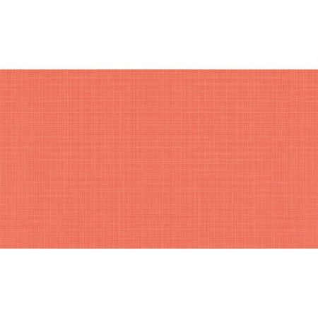 Graham & Brown Textile Uni Plain Orange Wallpaper