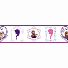 Graham & Brown Disney Frozen Frames Border