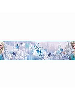 Disney Frozen Snow Queen Border