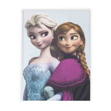 Disney Frozen Elsa & Anna Printed Canvas