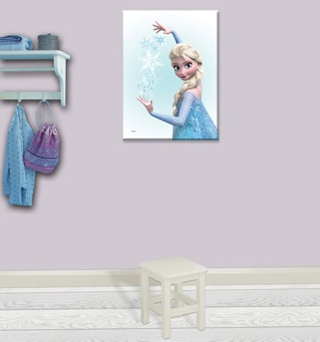 Graham & Brown Disney Frozen Elsa Printed Canvas