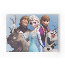 Graham & Brown Disney Frozen Group Hug Printed Canvas