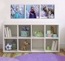 Disney Frozen Set of 3 Printed Canvas