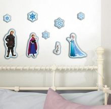 Graham & Brown Disney Frozen 10 piece Foam Set
