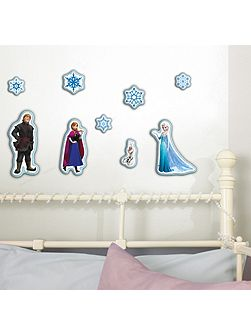 Disney Frozen 10 piece Foam Set
