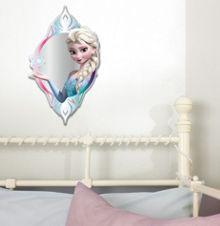 Graham & Brown Blue Frozen - Elsa Mirror
